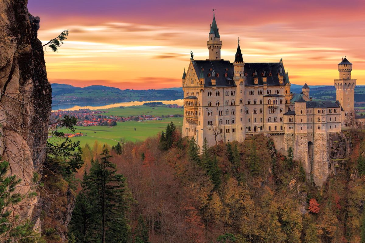 Europe's most beautiful castles